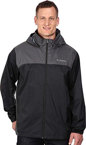 Columbia Men's Big & Tall Glennaker Lake Packable Rain (Big Tall Mens Outerwear)