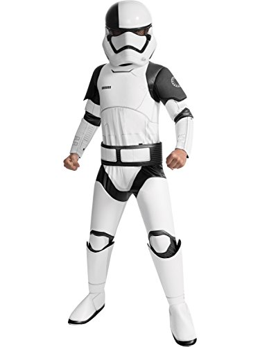 Rubie's Star Wars Episode VIII: The Last Jedi, Child's Super Deluxe Executioner Trooper Costume, Large -