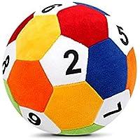 Richy Toys Stuffed Soft Toy Plush Ball Kids Birthday (1234) 20cm