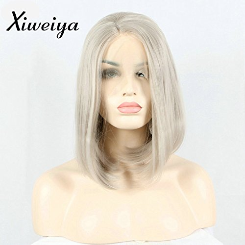 Platinum Synthetic Straight Resistant Parting product image