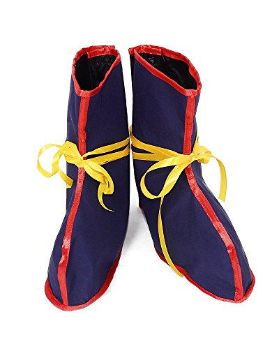 Miccostumes Men's Goku Kamesennin Boots Shoes Cover