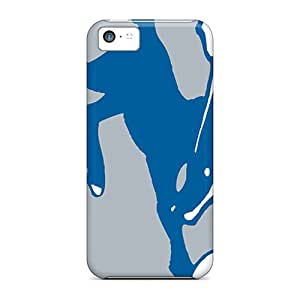 JasonPelletier Iphone 5c Scratch Resistant Hard Phone Cases Allow Personal Design Nice Indianapolis Colts Pictures [TEJ11389LtyI]
