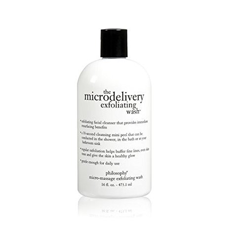 Philosophy Exfoliating Face Wash