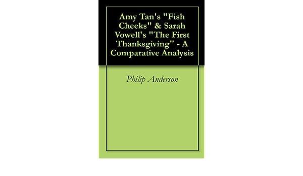 fish cheeks analysis