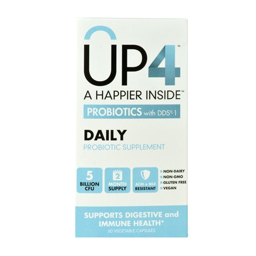 Up4 Probiotics DDS1 Daily Count