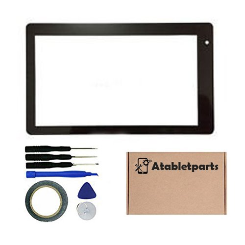 Atabletparts Replacement Touch Screen Digitizer for RCA 7 Mercury Pro RCT6673W-V1KC 7 Inch Tablet by Atabletparts