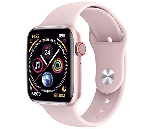 KSIX Urban 2 Smartwatch, 4,6 cm (1,75 inch), 44 mm, IPS, Bluetooth, hartslagmeter, 24 uur en slaapmonitor.