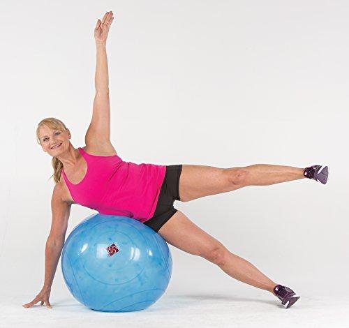 Bosu Ball Original: BOSU Ballast Exercise Ball, 65cm, Blue New