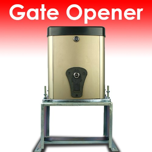 New Cielo-BlueTM Heavy Duty Automatic Slide Gate Opener Operator with Wireless Remote Control
