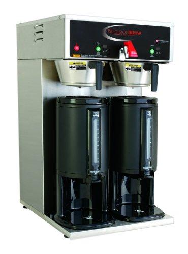 Best savings for Grindmaster-Cecilware B-DGP Precision Brew Twin Digital Air Pot Brewer, 2.5-Liter