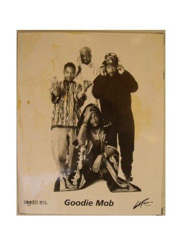 Goodie Mob Press Kit and Photo Still Standing Cee Lo Green Khujo T-Mo Big Gipp
