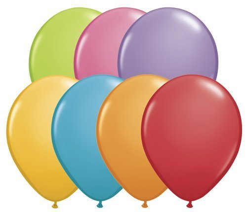 """Qualatex 11"""" Round Balloons, Festive Assortment - Pack for sale  Delivered anywhere in USA"""