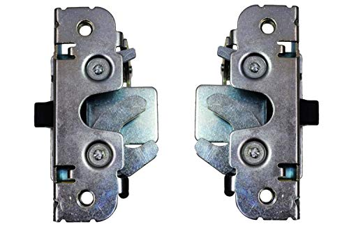 PT Auto Warehouse CH-7503-RP - Tailgate Side Latch - Left/Right Pair