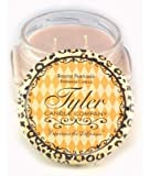 Tyler Candles - French Vanilla Oak Scented Candle - 11 Ounce 2 Wick Candle