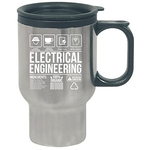 Electrical Engineering - Travel Mug by Katnovations
