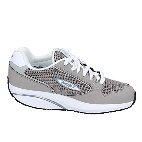 MBT Grigio Donna W Sneaker Bianco 1997 FwrF8qT