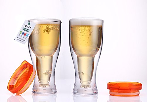 Cupture Insulated Double Upside Tumbler