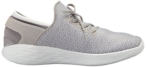 Skechers Women's You Inspire Slip-On Shoe,Gray,7.5 M US by Skechers (Image #7)