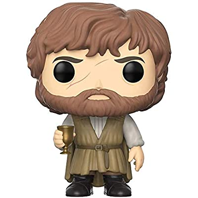 Funko Pop Game of Thrones: GOT - Tyrion Toy Figure: Funko Pop! Television:: Toys & Games