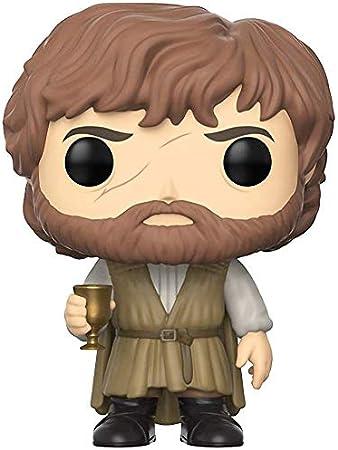 Game of Thrones-Funko Pop Figura S7 Tyrion Lannister, Multicolor 12216: Amazon.es: Juguetes y juegos