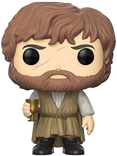 Game of Thrones-Funko Pop Figura S7 Tyrion Lannister, Multicolor 12216