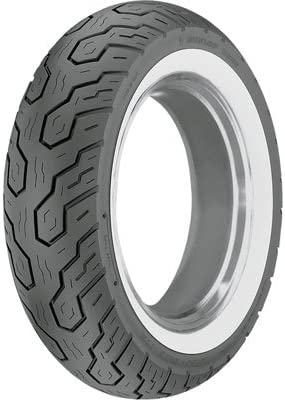 Dunlop K555 Rear Motorcycle Tire 170//80-15 77H Wide White Wall for BMW R1200C 1998-2004