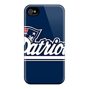 New Fashionable L.M.CASE TIl4006bNxe Cover Case Specially Made For Iphone 4/4s(new England Patriots) by icecream design