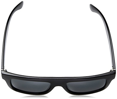 A.J. Morgan Omni Rectangular Sunglasses, Black, 54 mm