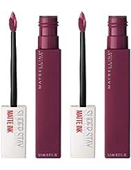 Maybelline New York Superstay Matte Ink Liquid Lipstick...