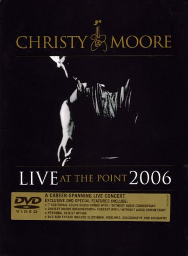 Christy Moore - Live at the Point 2006 [DVD]