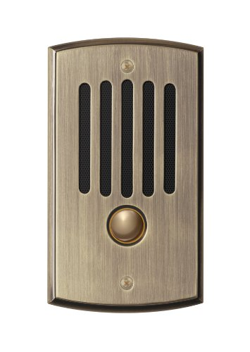 Russound ISK3AB AB Door Station Antique Brass Compoint Door Station by Russound