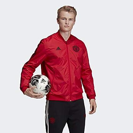 adidas Mens AFA Anthem Jacket