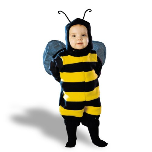 [Little Bee Toddler Costume - 2-4T - Kid's Costumes] (Bee Toddler Costumes)