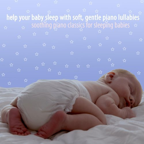 Piano Greensleeves Music - Help Your Baby Sleep With Soft, Gentle Piano Lullabies