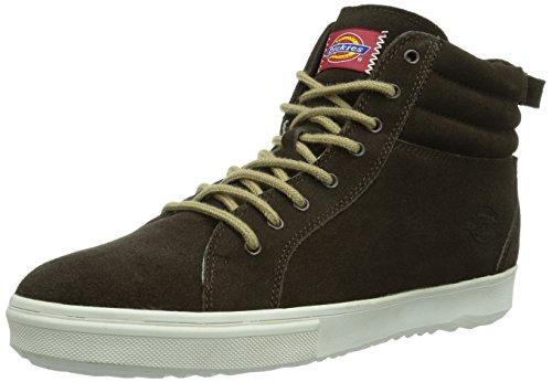 Dickies Tito Hi Herren Hohe Sneakers Braun (dk. brown03)