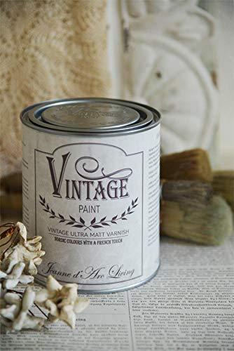 Jeanne D'Arc Living Vernice Ultra Matt Sigillatura Vintage Paint extra Hart 700ml - 55, 57 € /1l 57 € /1l Jeanne dŽArc living
