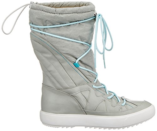 ONeill Damen Montebella Nylon Schneestiefel Grau (Light Grey)