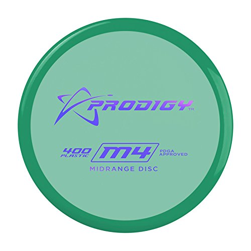 Prodigy Disc 400 Series M4 Midrange Golf Disc [Colors may vary] - 177-180g