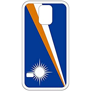 Marshall Islands Flag White Samsung Galaxy S5 Cell Phone Case - Cover