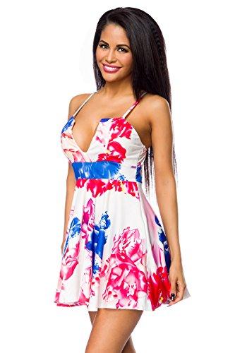 Glamour Fashion Fantasia Femme Robe Angies White dTS5qcdy