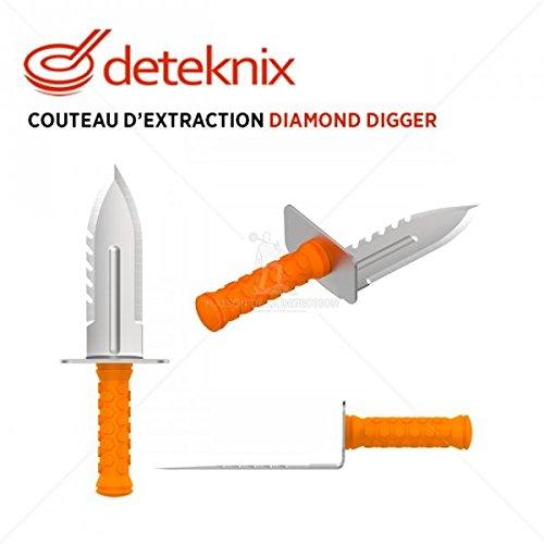 Cuchillo de extracción Deteknix: Amazon.es: Bricolaje y ...