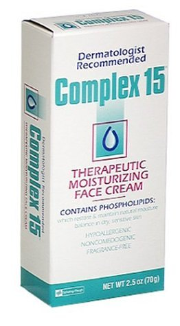 B000052YMX Complex 15 Therapeutic Moisturizing Face Cream - 2.5 Ounce 41TM52Z68QL