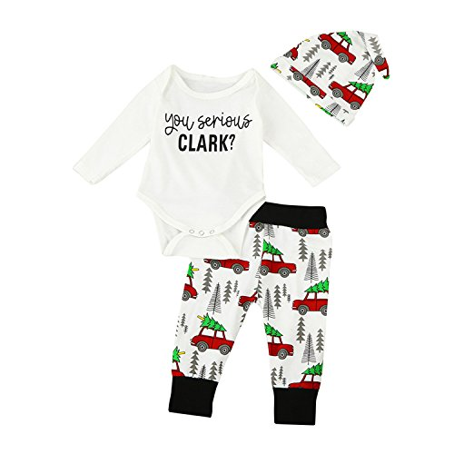 Review 3PCS Pants Clothing Set