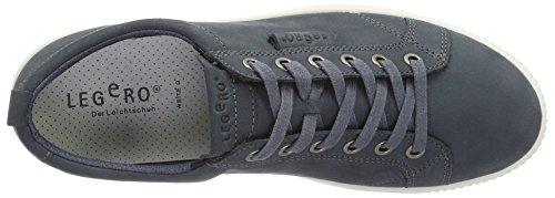 Legero Women Lace-Up Shoes Tanaro blue, (AZZURRO) 0-00823-78 Azzurro
