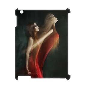 CHSY CASE DIY Design Gorgeous Peach Pattern Phone Case For IPad 2,3,4