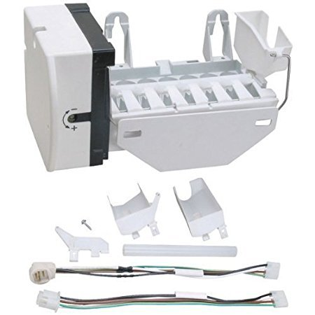 EXPWR30X10093 GE, Hotpoint Refrigerator Replacement Ice Maker Replaces WR30X10093, PS1993870, AP4345120, IM10093, WR30X10109, WR30X10061 by XPARTCO