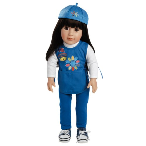 [Adora Play Doll Abigail - Girl Scout Daisy 18