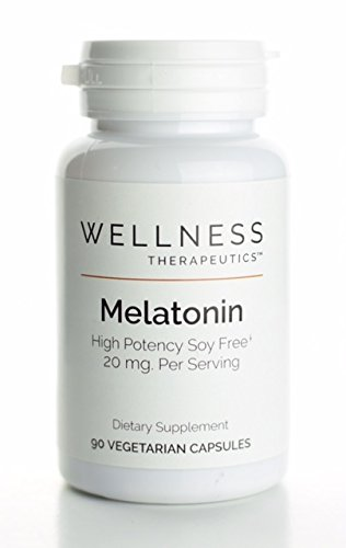 Image Unavailable. Image not available for. Color: Melatonin 20mg 90 Caps