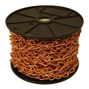 Copper Jack Chain - 50 Ft. Roll ()
