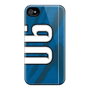 Tpu Case For iphone 6 With Detroit Lions